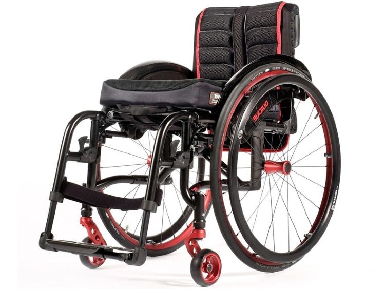 Кресло-коляска инвалидная активного типа со складной рамой Sopur Neon 2 LY-710-053000