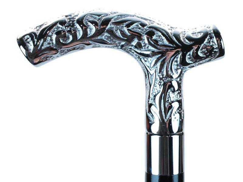 Трость опорная welt с ручкояткой в виде головы птицы